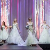 "See the Hottest Bridal Styles This Weekend at the Bridal Spectacular ""Veils & Vino"" Fashion Show"