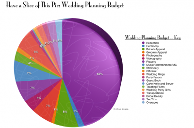 Las vegas wedding budget planner bridal spectacular bridal show consider the percentages junglespirit Gallery