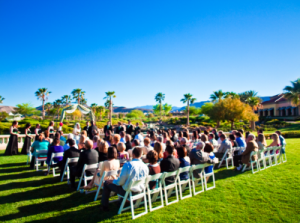 Siena Golf Club Anthony and Ally Wedding Phot by Jamison Frady 300x223 Real Las Vegas Weddings: I found my wedding necessities at Bridal Spectacular!