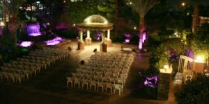 Las Vegas Wedding Venue Rainbow Gardens Unveils New