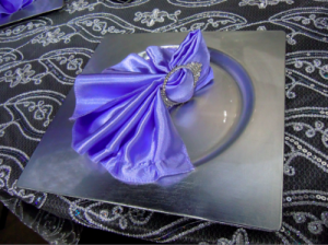 Mock Wedding Place Setting 300x224 Las Vegas brides, discover your wedding registry style!
