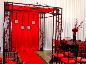 Las vegas bride adriana recommends bridal spectaculars inspiration asian theme in inspiration avenue junglespirit Images