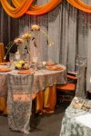 Coral Essence by Jovani Linens & Floral Event Design