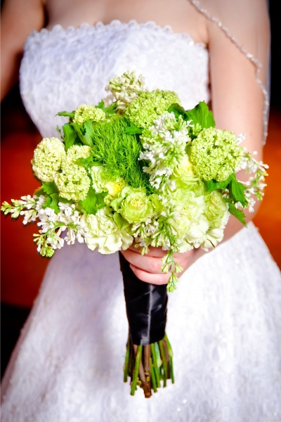Bouquet is by Enchanted Florist| Photo by KMH Photography