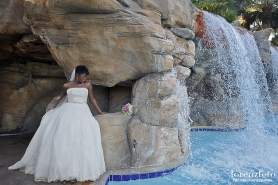 Three Local Photographers Capture a Storybook Wedding at the JW Marriott