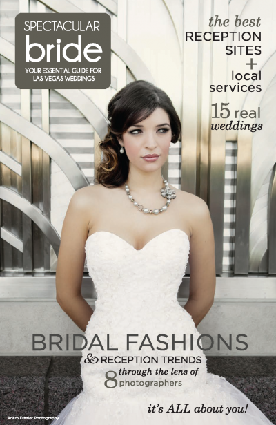Spectacular Bride Magazine August Cover Congratulations to the 2013 Spectacular Bride Magazine Cover Photographers