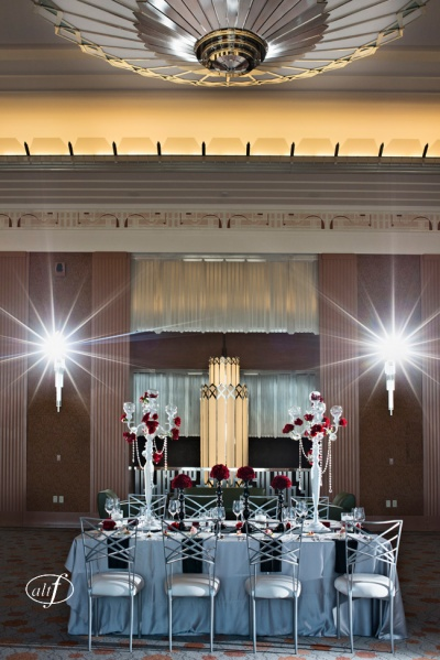 The Smith Center1 A Sophisticated Wedding Awaits at The Smith Center for the Performing Arts