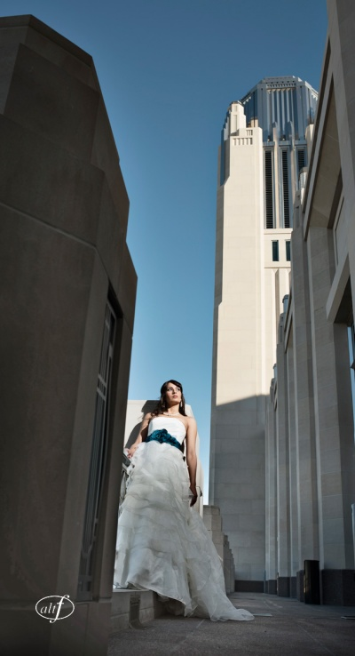 The Smith Center Alfred Angelo Dress A Sophisticated Wedding Awaits at The Smith Center for the Performing Arts