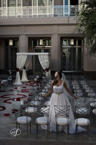 The Smith Center Mina Olive by Flora Couture A Sophisticated Wedding Awaits at The Smith Center for the Performing Arts