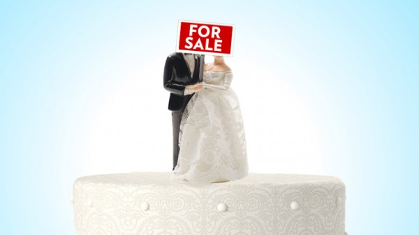 bride and groom for sale