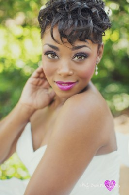 Hair & Makeup by Amelia C & Company Photo by Mindy Bean Photography