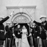 "Cheryl & Chris Say ""I Do"" With an Elegant Wedding Captured by Adam Frazier Photography"