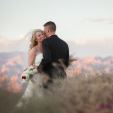 Knight Sounds Entertainment Captures Breanne & Grady's Summer Wedding at Las Vegas Paiute Golf Resort