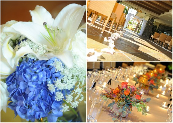 Cili Collage 563x400 Bridal Spectacular Spotlight: Cili Restaurant at Bali Hai Golf Club
