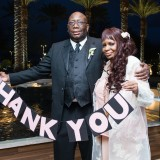 Wish Upon a Wedding Teams Up With the Las Vegas Wedding Community to Grant Debbie & Charles the Wedding of Their Dreams