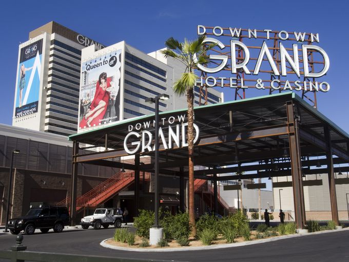 Downtown Grand-Vegas