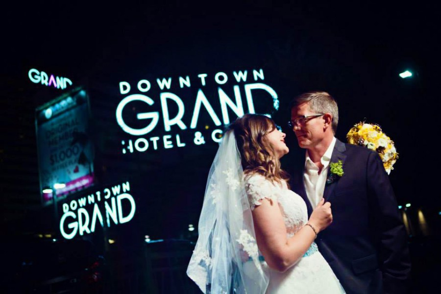 Bridal Spectacular Spotlight: Downtown Grand Las Vegas