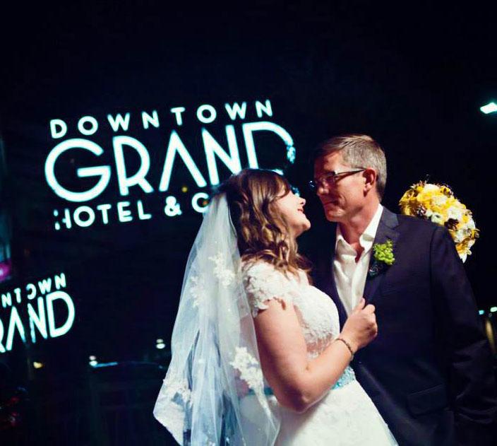 Bridal Spectacular Spotlight: Downtown Grand Las Vegas
