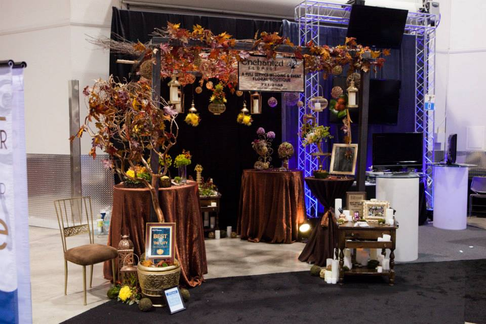 The results are inthe autumn bridal show was a huge for Vegas wedding show