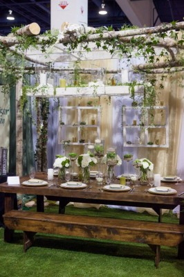 Wedding display by Flora Couture by Floral 2000