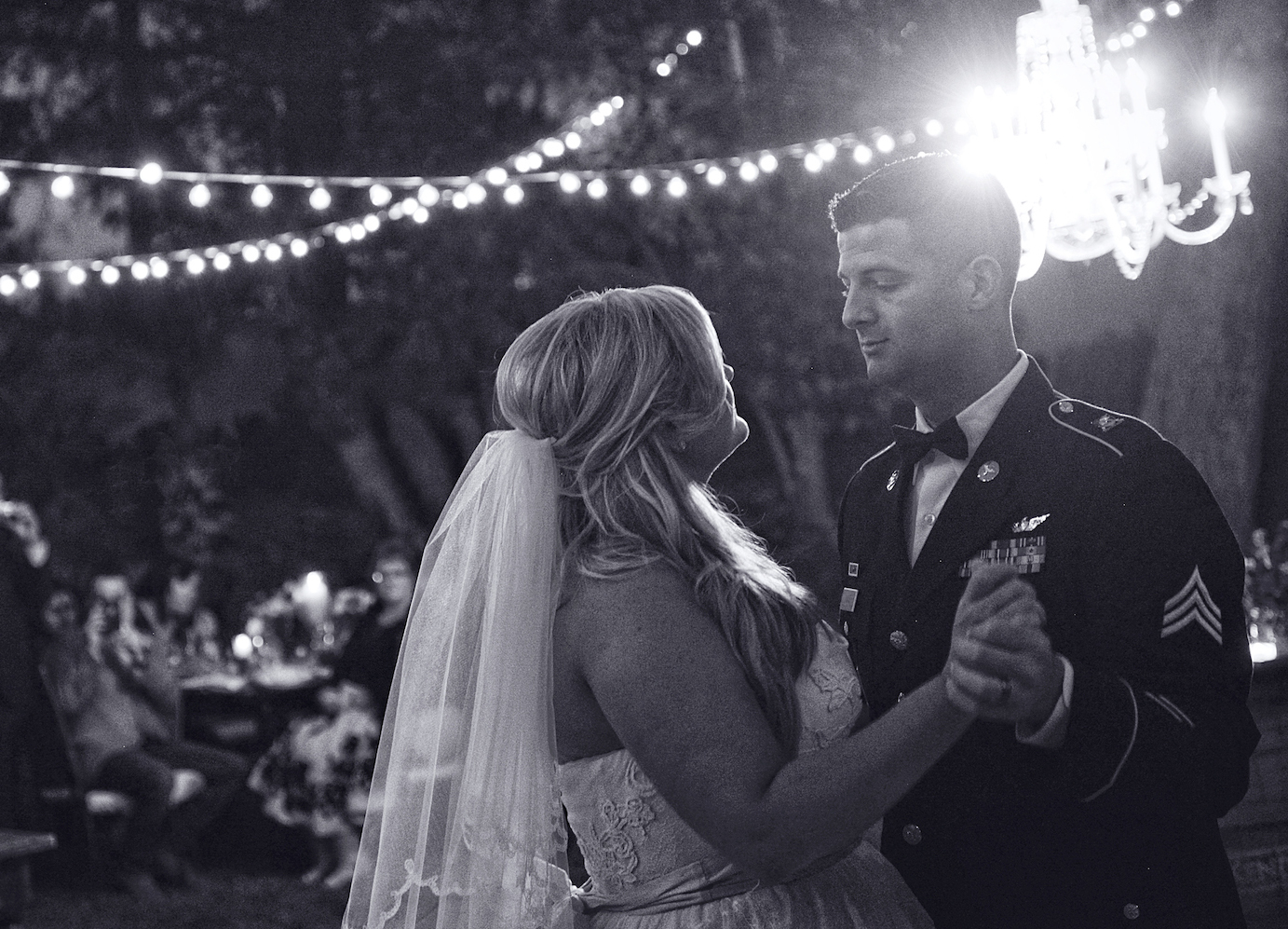 """Gretel & John Say, """"I Do"""" With a Quintessential Wedding at Canyon Gate Country Club"""