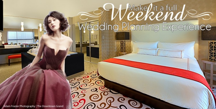 Las Vegas Bridal Show Stay at Downtown Grand