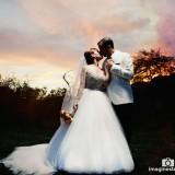 "Imagine Studios Captures a ""Grand Slam"" Wedding for Elisabeth and Chris"