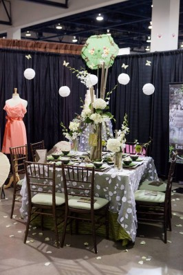 Inspiration Ave at the Autumn Bridal Show