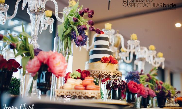 Unique Wedding Decor by Event Society at Las Vegas Paiute