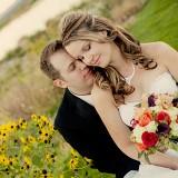 "Christina and James Say, ""I Do"" With a Scenic Autumn Wedding at Las Vegas Paiute Golf Resort"