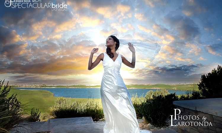 Fabulous Weddings Captured at Las Vegas Paiute by Photos by Larotonda
