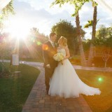 M Place Productions Shares Tamara and David's Elegant March Wedding at The Grove