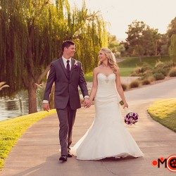 Moxie Studio Captures an Intimate Autumn Wedding at Spanish Trail Country Club