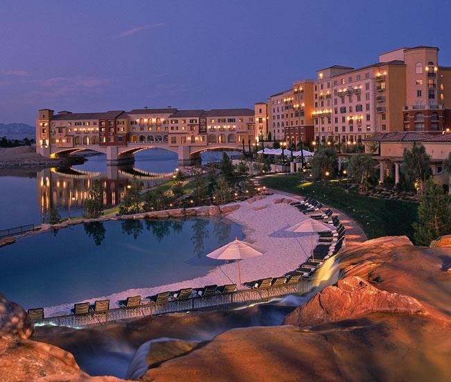 Hilton Hotel Lake Las Vegas Henderson Nv