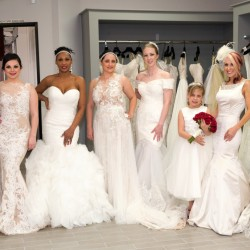 Tips for Finding Your Dream Wedding Gown from Silhouette Bridal