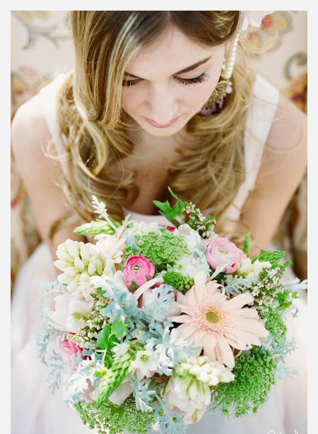 Ideas for an Enchanted Spring Wedding