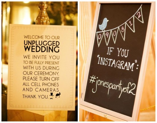 Supercharged vs Unplugged Weddings