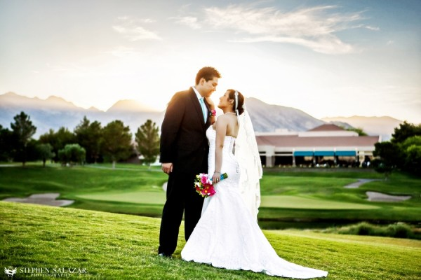 Wedding at TCP Summerlin. Photo by Stephen Salazar Photography