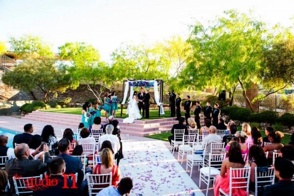 amanda and derek ceremony