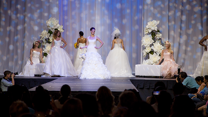 Bridal Spectacular Fashion Show Features Latest Bridal Gowns