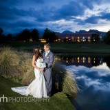 KMH Photography Shares Nikki & David's Picture-Perfect Wedding at TPC Summerlin