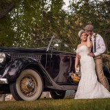 "Amanda and Michael Say ""I Do"" with a Vintage Inspired Wedding Captured by High Class Studios"