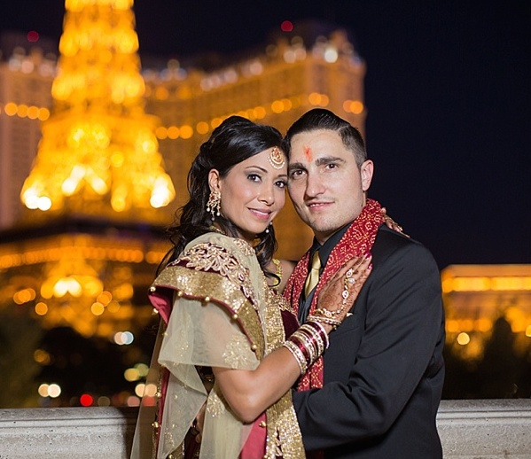 Ella Gagiano Photography Captures an Elegant Indian Wedding for Kajal & Tony