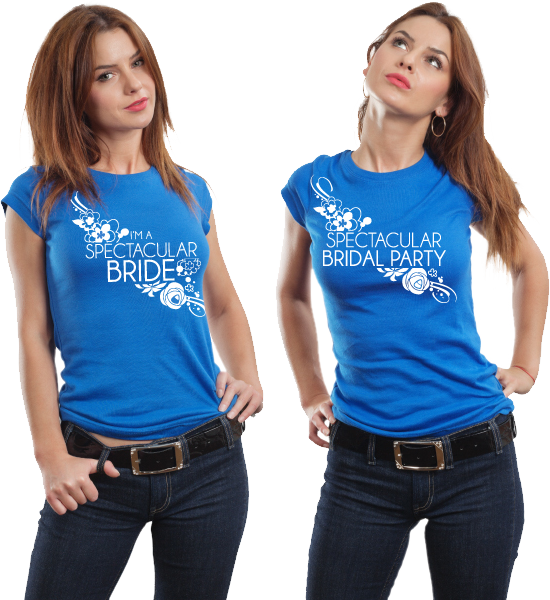 Spectacular Bride T-Shirts