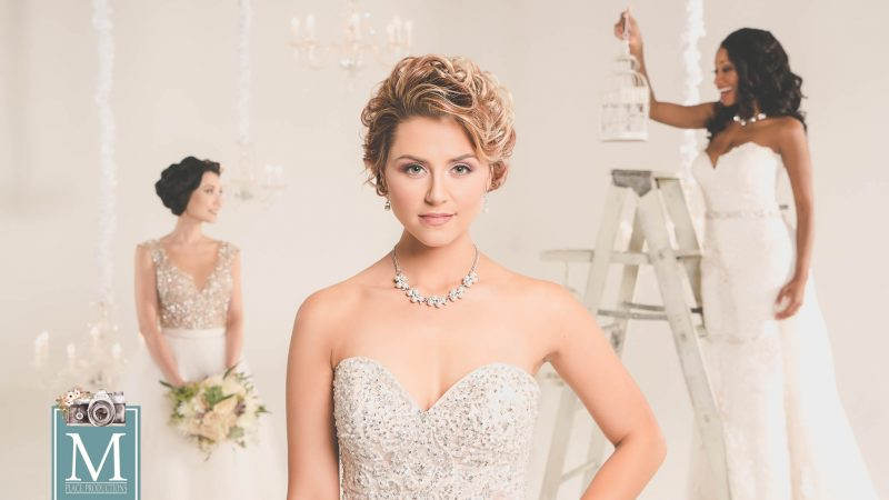 Spectacular Bride Magazine features Beautiful Fashions