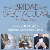 Turn Your Wedding Vision into Reality – Meet the Pros at The Bridal Spectacular January 20-21