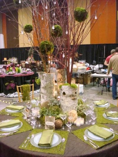 Wedding Decor For Twilight Themed Weddings Seen In Las Vegas At