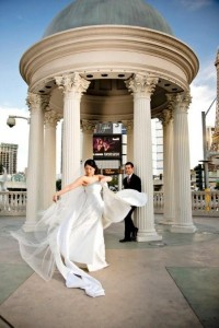 History Of Las Vegas Weddings Bridal Spectacular