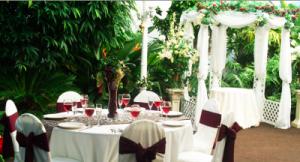 Las Vegas wedding venue Rainbow Gardens unveils new outdoor
