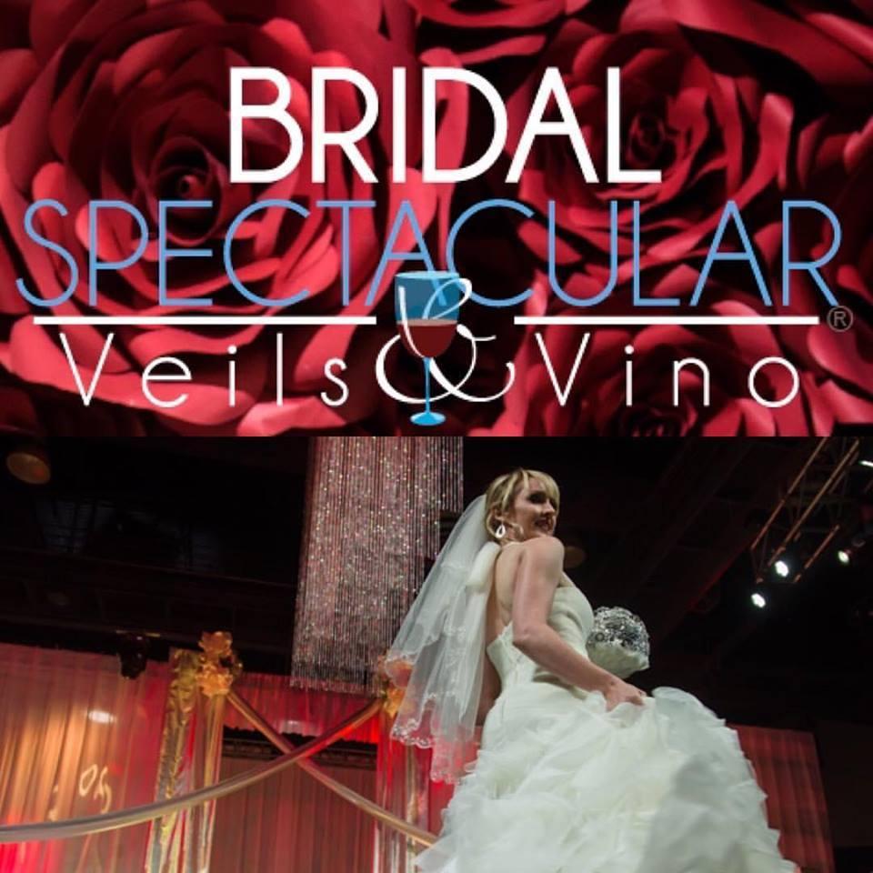 The Bridal Spectacular Veils Vino Bridal Show Debuts At A Brand